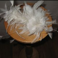 St Ledger Cream Fascinator (SN95)